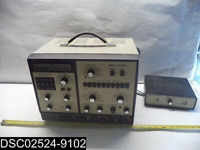 Used Sencore Va62a Universal Video Analyzer Nt64