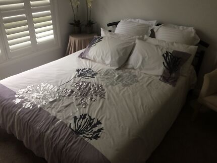Queen bed and mattress for sale Doreen Nillumbik Area Preview