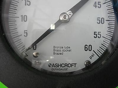 Ashcroft General Service 60 Psi Gauge 6