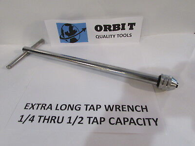 Tap Wrench--extra Long 13