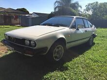 Alfa Romeo 1985 gtv 2000 Muswellbrook Muswellbrook Area Preview