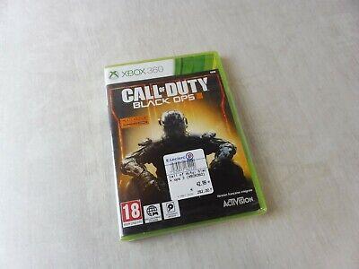 Jeu pour Xbox 360, Call of Duty Black Ops III 3, français,...