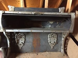 Vintage stove topper