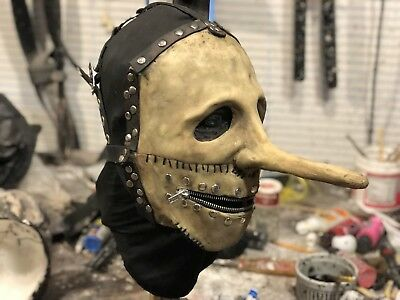Chris Fehn Mask Slipknot