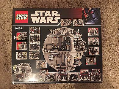 LEGO Star Wars Death Star 10188 - New and Sealed - Retired