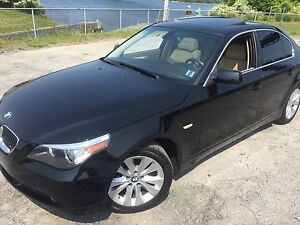 2007 BMW 550i, 78 low km, mint, Reduced for quick sale