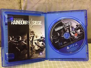Tom Clancy's Rainbow Six Seige Ps4 Edition Valley View Salisbury Area Preview