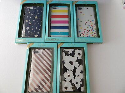 "Kate Spade Protective Case iPhone 8/7 Plus & iPhone 6/6S Plus 5.5"" Multi Color"