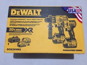 DEWALT 20V MAX XR Lithium-Brushless Combo Kit