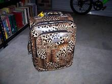 Small attractive luggage with wheels Highland Park Gold Coast City Preview