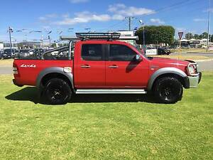 2008 Ford Ranger Ute XLT  4x4 Turbo Diesel Automatic Maddington Gosnells Area Preview