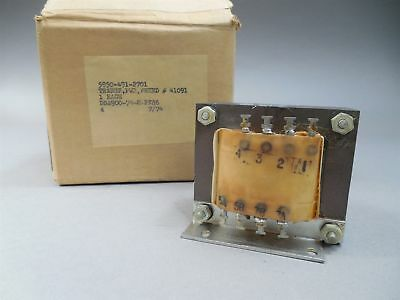 Freed 41091 5950-00-491-2701 Power Transformer New