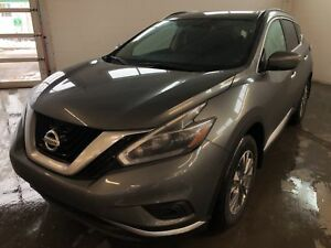 2018 Nissan Murano S! V6! NAV! HEATED SEATS!