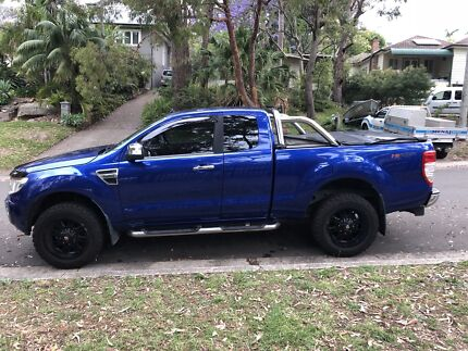 Ford ranger Heathcote Sutherland Area Preview