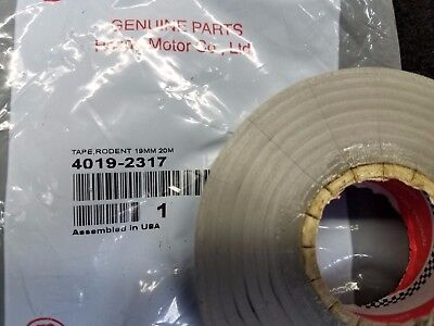 NEW GENUINE HONDA ACURA RODENT RAT MICE MOUSE PROOF ELECTRICAL TAPE 4019-2317