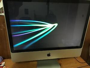 "Apple iMac 2009 24"" 2.66GHz Intel Core2 Duo, 4GB mem, 640GB HDD Wheelers Hill Monash Area Preview"