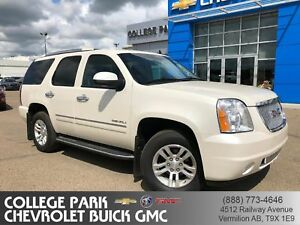 2012 GMC Yukon Denali 4x4 Leather Sunroof quad buckets