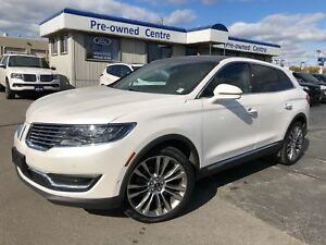 2016 Lincoln MKX Reserve/NAV/LEATHER/CAM/