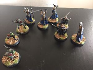 Small game figures