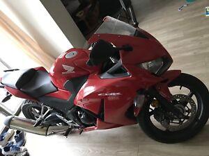Honda CBR 300 ABS