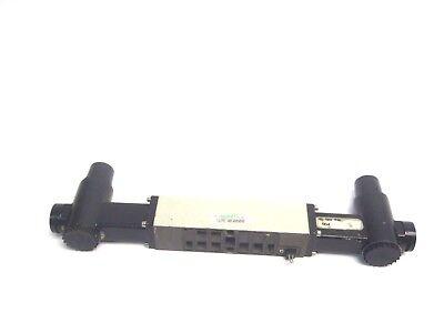 Numatics 122RE1000000000 10-30 PSI Dual Sandwich Regulator/ Valve  ()