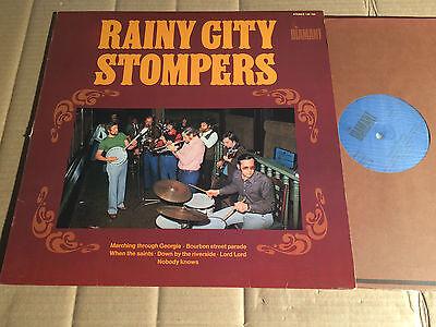 RAINY CITY STOMPERS - SAME - LP - DIAMANT120 192 - GERMANY