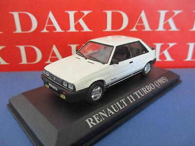 Die cast 1/43 Modellino Auto Renault 11 Turbo 1985