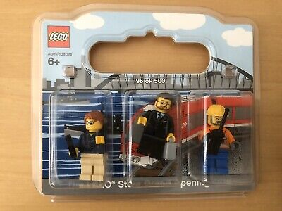 LEGO Store Grand Opening Exclusive Minifigure Set Elizabeth NJ 2012 96 of 500