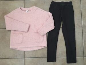 Girls size 7 outfit