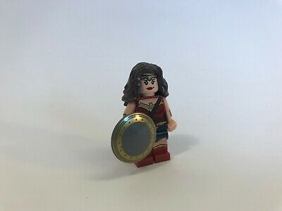 LEGO ® Super Heroes Minifigur Wonder Woman aus 76087 - Wonder Woman Mini