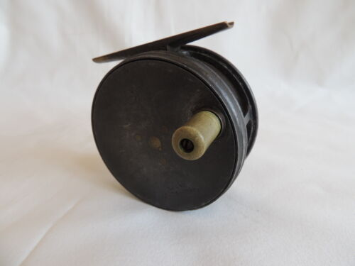 """Farlow 2 7/8"""" Eunuch / Perfect Style Trout Fly Fishing Reel."""
