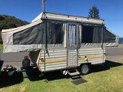 Windsor Sunwagon Caravan Wombarra Wollongong Area Preview