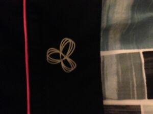 XXS Black TNA Pants (Sharp Black)