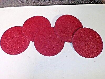 6 Coated Psa Sanding Disc 40 Grit 5 Pk K