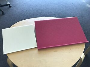 Laptop support ikea brada pink colour and white iPad support Docklands Melbourne City Preview