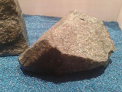 16kg gr Heizsteine Diabassteine Echsen Sauna Wärmelampe Schildkröte Dekosteine