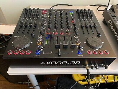Allen & Heath Xone:3D Xone 3D Professional DJ Mixer Controller Traktor Ableton