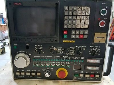 Kitamura Mycenter 1 Control Pendant. Ready For Installation Used.