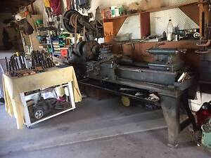 Metal Lathe St Marys Penrith Area Preview