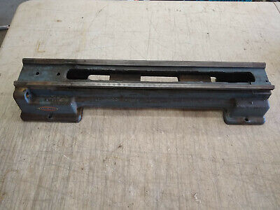 Vintage Craftsman 109 6 Lathe 25 14 Lathe Bed 3501