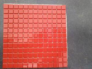 New Glossy Red Glass Tiles North Tivoli Ipswich City Preview