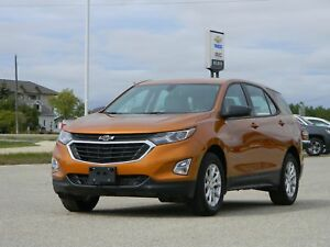2018 Chevrolet Equinox LS All Wheel Drive