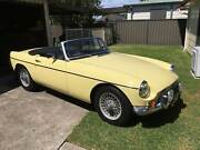 1968 MGB SPORTS MK11 ROADSTER with O'Drive Beresfield Newcastle Area Preview