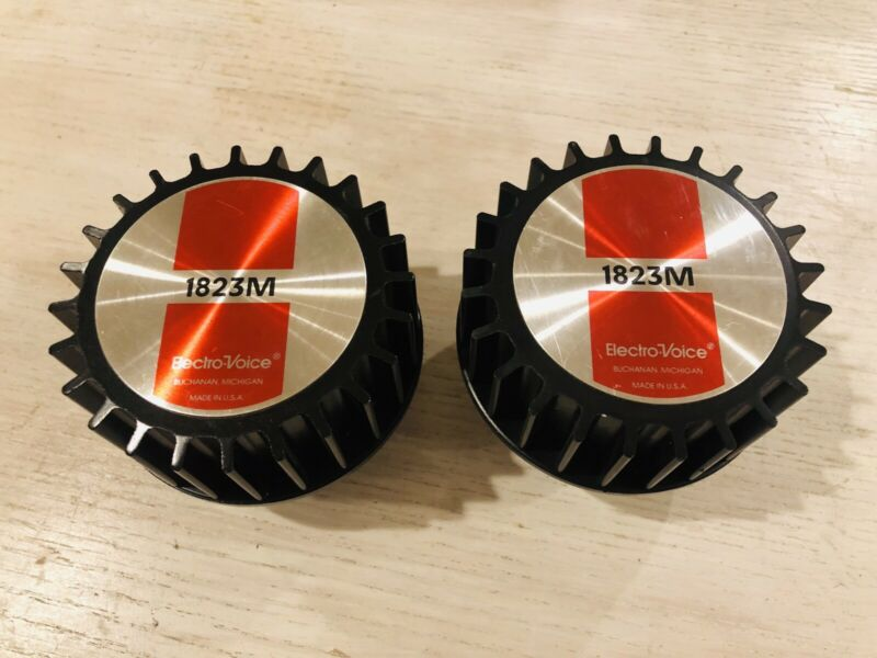 Electro Voice 1823m Compression Drivers Pair Ev Midrange