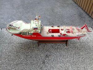 Seabex One von Graupner RC-Taucherbasisschiff