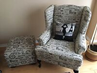Re-Upholstery - Furniture - Chairs
