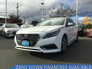2017 Hyundai Sonata Hybrid Ultimate | One Owner | Accident-Free