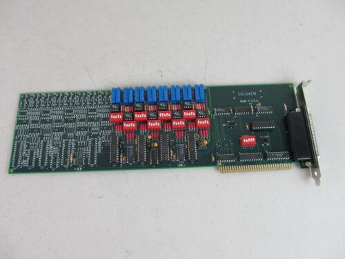 CIO-DAC16 Analog Output Module Card