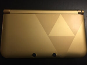 Limited Edition - Legend of Zelda 3Ds XL