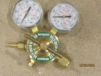 Chicago Electric Welding Oxygen Regulator Item No.94846